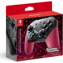 Nintendo Switch Pro Controller – Xenoblade Chronicles 2 Edition