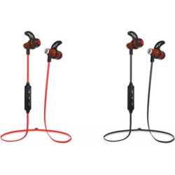 Symphonized NRG Wireless Bluetooth In-ear Wood Earbuds