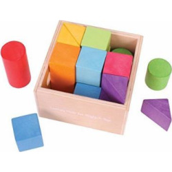 Bigjigs Toys First Building Blocks by Bigjigs Toys