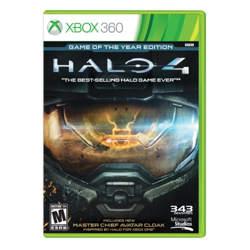 Halo 4: Game of the Year Edition – Xbox 360