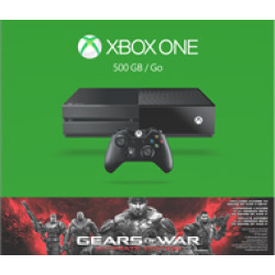 Xbox One 500Gb Gears Of War Ultimate Edition Console Bundle