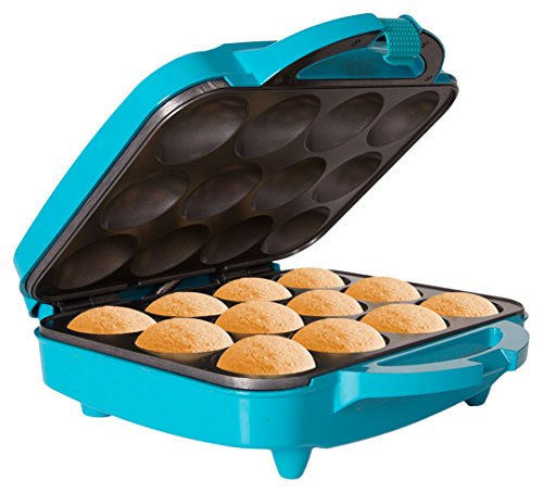 Holstein Housewares HU-09006E Cupcake Maker – Teal