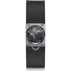 Michael Kors Access Leather Activity Tracker Bracelet