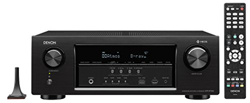 denon avrs730h 72 channel av receiver with built in heos wireless 2 -
