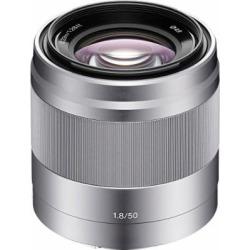 Sony 50mm f/1.8 Mid-Range Lens for Sony E Mount Nex Cameras