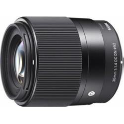 Sigma 30mm F1.4 Contemporary DC DN Lens for Sony E
