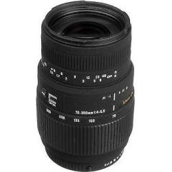 Sigma 70-300mm f/4-5.6 DG Macro Lens for Pentax AF 509109