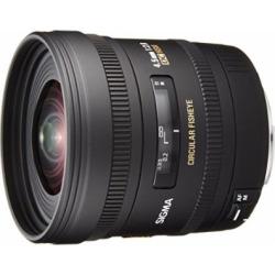 Sigma 4.5mm f/2.8 EX DC HSM Circular Fisheye Lens for Canon Digital SLR Cameras