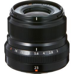 Fujifilm FUJINON XF 23mm F2 R WR lenses – Black