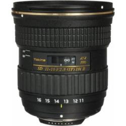 Tokina 11-16mm f/2.8 AT-X116 Pro DX-II Zoom Lens for Nikon Mount ATXAF116DXIIN