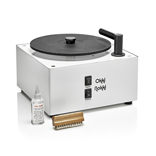 Okki Nokki Record Cleaning Machine Mk II (White)