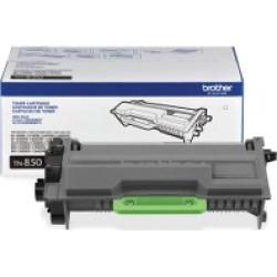 Brother Genuine TN850 High Yield Mono Laser Black Toner Cartridge
