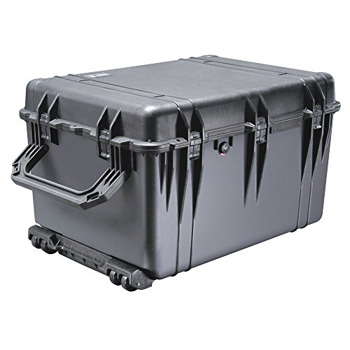 Pelican 1510TP Carry-On Case with TrekPak Divider System (Bl 015100-0050-110