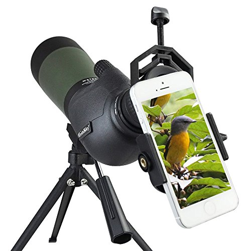 gosky 20 60 x 80 porro prism spotting scope waterproof scope for bird - Allshopathome-Best Price Comparison Website,Compare Prices & Save
