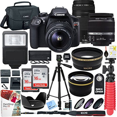 canon t6 eos rebel dslr camera with ef s 18 55mm f35 56 is ii and ef - Allshopathome-Best Price Comparison Website,Compare Prices & Save