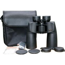 Cassini 7.7 x 50mm Waterproof Nitrogen Purged Binoculars, Black