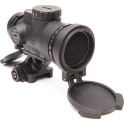 Trijicon 1×25 MRO Patrol Reflex Sight (2 MOA Red Dot Reticle, MRO-C-2200019