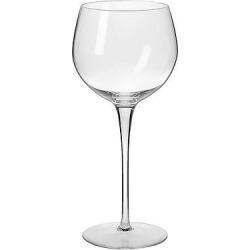 Krosno Ava Wine Glasses Handmade 16oz. Set of 4, Clear