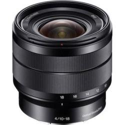 Sony E 10-18mm f/4 OSS Lens SEL1018
