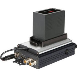 Datavideo Panasonic CGA Series Battery Plate for VS-100 MB-6-P