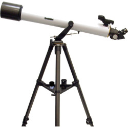 Cassini 800 x 72mm Astronomical Terrestrial Telescope, White
