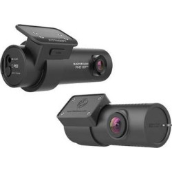 Black Vue DR750S Series 2-Channel Dash Camera (16GB) with Nigh DR750S-2CH 16GB