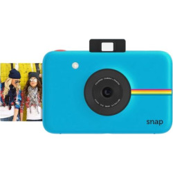 Polaroid Snap Camera, Blue