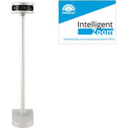 PanaCast Intelligent Zoom Enabled 2 Camera with Table Stand, IZ-PC-B6-4K-TS