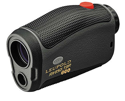 Leupold RX-850i TBR with DNA Digital Laser Rangefinder, Black/Grey