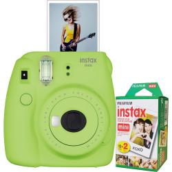 fujifilm instax mini 9 instant camera bundle lt green - Allshopathome-Best Price Comparison Website,Compare Prices & Save