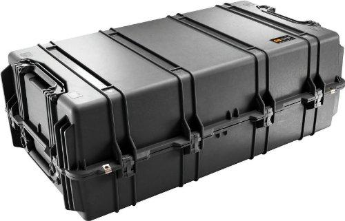 Pelican 1780 Transport Case With Foam (Black)