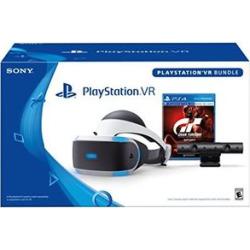 PlayStation VR – Camera and GT Sport Bundle