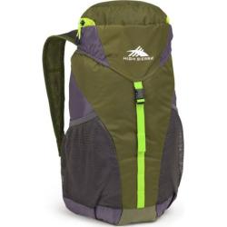 High Sierra Pack-N-Go II 20-Liter Sport Backpack, Green