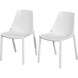 Dining Chairs Target Marketing Sys White