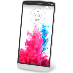 LG G3 VS985 (Verizon) Smartphone – White (Bulk)
