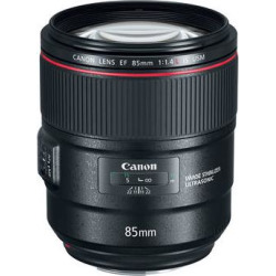 Canon EF 85mm f/1.4L IS USM Lens 2271C002
