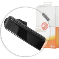 Sound ID 300 Bluetooth Headset – Black