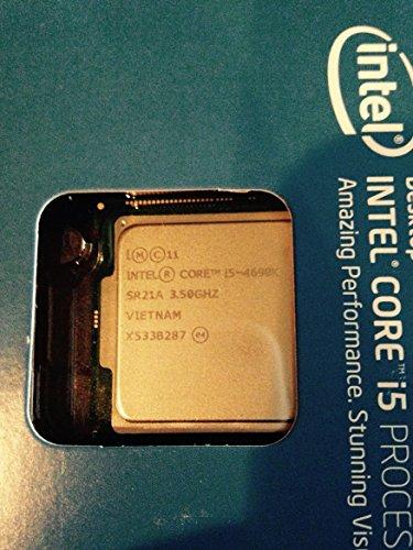 Intel Core i5-4690K Processor 3.5 LGA 1150 BX80646I54690K