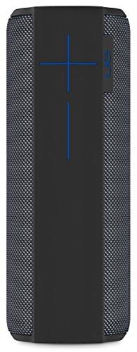 Ultimate Ears MEGABOOM Charcoal Wireless Mobile Bluetooth Speaker (Waterproof and Shockproof)