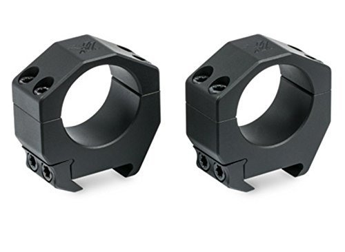 Vortex Optics Precision Matched Rings 30mm – Height 0.97 inches – Picatinny Mount
