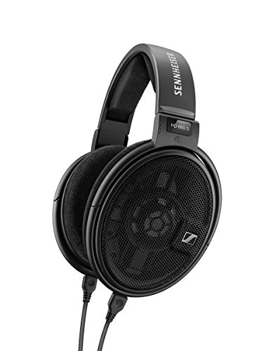 Sennheiser HD 660 S – HiRes Audiophile Open Back Headphone