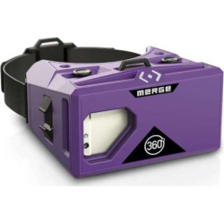 Merge VR Virtual Reality Goggles, Multicolor
