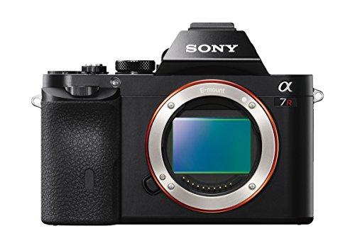 Sony a7R Full-Frame Mirrorless Digital Camera – Body Only