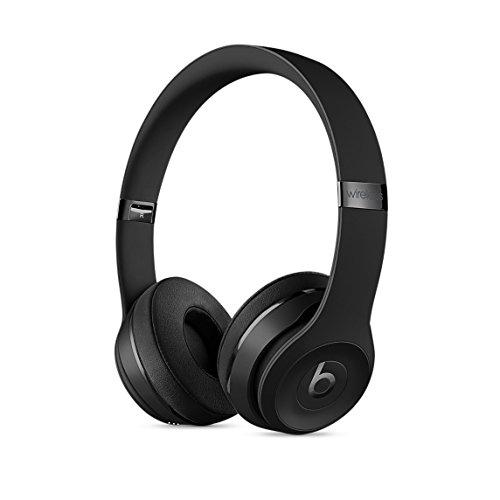 Beats Solo3 Wireless On-Ear Headphones – Black