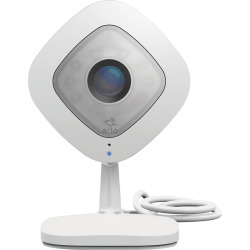 Netgear Arlo Q HD Security Camera with Audio, White