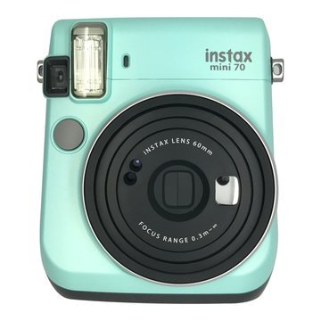 Fujifilm Instax Mini 70 – Instant Film Camera (Mint)