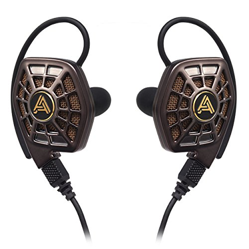 Audeze iSINE20 In Ear | Semi-Open Headphone | With Cipher cable and Standard cable