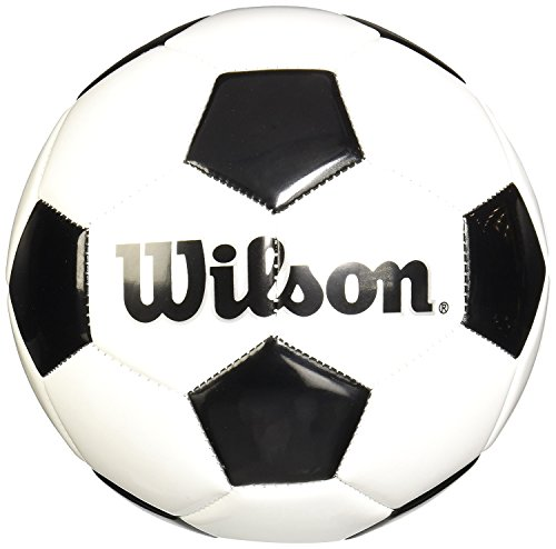 Wilson Traditional Soccer Ball (Size 5)