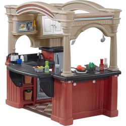 Step2 Grand Walk-In Kitchen, Multicolor