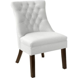 Accent Chairs White – Threshold, Velvet White